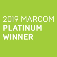Платина! Годовой отчет. MarCom Awards 2019